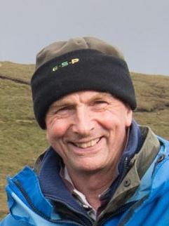 Richard Lindsay portrait Shetland 2014